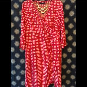 The Limited Wrap Dress size 16